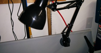 magnetic lamp holder adapter prusaprinters magnetic lamp holder adapter prusaprinters