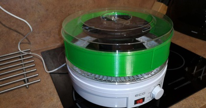 filament dryer extension food dehydrator prusaprinters filament dryer extension food dehydrator prusaprinters