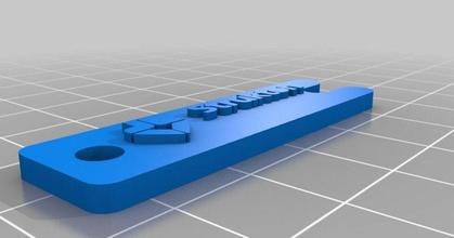 strukton keychain prusaprinters strukton keychain prusaprinters