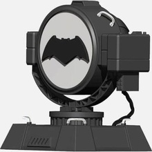 batman superman justice league signal light print ready 3d model signal night light base batman - superman - justice league 3d print modelbatman signal night light base this's base interesting batman figure include superman logo  created hole signal you can put light if you want exciting stl have 2 version print - one part ready printing - batmansignallightstl - 23 parts ready printing +x 170 mm +y 192 mm +x 183 mm +glasses's diameter 100mm