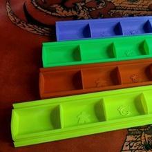 tavola gioco carta titolare supporto Stampa pronto 3d modello tavola gioco carta titolare supporto Stampa pronto 3d modello