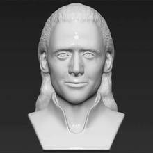 loki thor avengers bust print ready 3d model here loki thor avengers bust 3d model ready 3d printing model current size 5 cm height but you free scale it zip file contains obj stl model created zbrushif you have any questions please don't hesitate contact me respond you asap encourage you check my other celebrity 3d models
