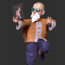 master roshi dragon ball print ready 3d model master roshi commonly referred original japanese kame sennin lit turtle hermit also known muten r shi lit elder god martial arts fictional character dragon ball series created akira toriyama he ancient wise martial arts master well creator kamehameha technique his students include grandpa gohan ox-king son goku krillin yamchai have divided individual parts make easy 3d printing - obj stl files ready 3d printing- zbrush original files you customize you like- zbrush original files you customize you like version 10 modelhope you guys like him thanks so much