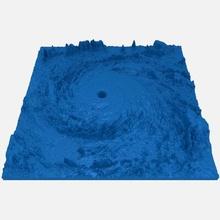 a nasa furacão katrina livre prontos para impressão 3d do modelo o furacão katrina de 2005 fileiras mais caro furacão us história danos chegar a 108 bilhões de não-ajustada de inflação modelo mostra tempestade de intensidade máxima do golfo do méxico, ago 28 2005 desenvolvido processamento visível infravermelho termal imagens noaa goes 12 de satélite adquiridas 12 45 pm cdt 1745 utc  momento katrina categoria 5 tempestade de saffir-simpson furacão escala de ventos máximos sustentados 175mph 280 km h  storm center, localizado a 255 quilômetros de 410 km a sul-sudeste de nova orleans, louisianaimpressora pronta arquivo o formato stl