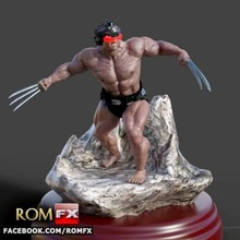 wolverine weapon x figure print ready 3d model wolverine born james howlett known logan sometimes weapon x fictional character appearing american comic books published marvel comics mostly association x-men he mutant possesses sharp senses enhanced physical abilities powerful regenerative ability known healing factor three retreating claws bone each hand wolverine has been portrayed varied way member x-men alpha troop avengers weapon x 2009 comic series published marvel comics starring superhero wolverine series written jason aaron writing his first ongoing series starring wolverine after writing several unique limited series main character marvel wikipedia figure cut out easy printing obj stl compatible any 3d slicer programpainted image reference only