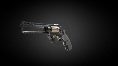 357 revolver - 3d model bjornclarysse bjornclarysse 0950019 357 revolver - 3d model bjornclarysse bjornclarysse 0950019