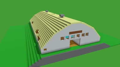1940' nobel swimming pool voxel - download free 3d model p vedcom mmmm12345 d182018 nobel swiming pool made 1940&rsquo along park football stadium first only summer swimming pool later eightees roof added building located bratislava slovakia its part &ldquo istrochem&rdquo dynamit nobel chemical plant 1940&rsquo works 1873 2004 swiming pool probably left abandoned 1989 because fall communism used storage 2004 somewhere then roof burned down replaced plastic one 2005 bought my family live there now 2019 roof fell disrepair pool itself filled dirt didnt put dirt into model because like like this - 1940' nobel swimming pool voxel - download free 3d model p vedcom mmmm12345 d182018