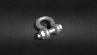 3 ton bow shackle - download free 3d model 3ddomino 3ddomino 7a413f8 3 ton bow shackle - download free 3d model 3ddomino 3ddomino 7a413f8