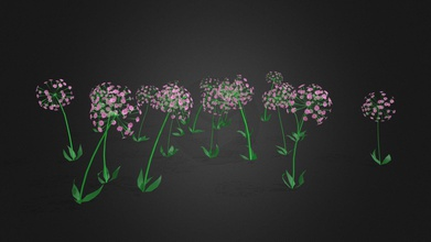animated lilly flowers - buy royalty free 3d model ermalkoci ermalkoci bea3268 animated lilly flowers low poly 120 frames loop - animated lilly flowers - buy royalty free 3d model ermalkoci ermalkoci bea3268
