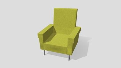armchair - download free 3d model tyler ferrington tylerferrington eddd78c armchair - download free 3d model tyler ferrington tylerferrington eddd78c