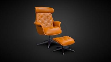 armchair footrest - 3d model sonu kavikesha nihalala 82a84ff armchair footrest - 3d model sonu kavikesha nihalala 82a84ff