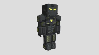 armor mk v2 - download free 3d model denis44x denis44x 993e1ba reworked version minecraft armor made blockbench - armor mk v2 - download free 3d model denis44x denis44x 993e1ba