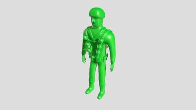 army man 2 - 3d model sam designs sam designs 91472cb second iteration toy armyman my second year project games design - army man 2 - 3d model sam designs sam designs 91472cb