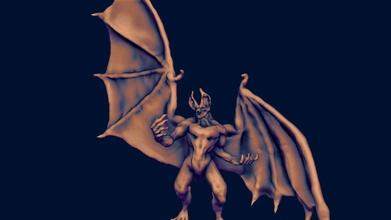 bat demon - 3d model c-list mulberry 8cb88b6 bat demon - 3d model c-list mulberry 8cb88b6