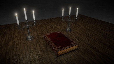 book candles - download free 3d model giuseppe boccuti giuseppeboccuti 5332b1c book candles - download free 3d model giuseppe boccuti giuseppeboccuti 5332b1c