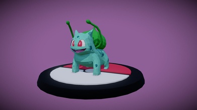 bulbasaur - poly - download free 3d model robyn robyn23 1cf8c6e bulbasaur - poly - download free 3d model robyn robyn23 1cf8c6e