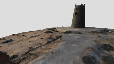 burj al-boma - al-jazirah al hamra - rak uae - 3d model zlatanfilipovic zlatanfilipovic 3cac4d9 together another tower ths burj located south-east al-jazirah al hamra approximately 1 km out tower situated hill overseeing southern access al jazirah al hamra tidal island 3d model made using 609 images captured drone processed cleaned reality capture reimagining past al-jazirah al hamra research data collection 3d model reconstruction supported funded efrg american university sharjah college architecture art design reffile 190427 rak tower01 model25k full model resolution 25m - burj al-boma - al-jazirah al hamra - rak uae - 3d model zlatanfilipovic zlatanfilipovic 3cac4d9