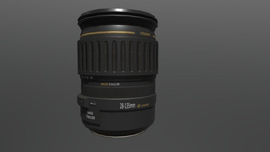camera lens - 3d model mss-orchid mss-orchid 1ba7279 camera lens also known photographic lens photographic objective optical lens assembly lenses used conjunction camera body mechanism make images objects either photographic film other media capable storing image chemically electronically there no major difference principle between lens used still camera video camera telescope microscope other apparatus but details design construction different lens might permanently fixed camera might interchangeable lenses different focal lengths apertures other properties - camera lens - 3d model mss-orchid mss-orchid 1ba7279