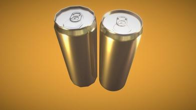 can - download free 3d model rodrigo gelmi rodrigogelmi 702992e beer can created modo 3d - can - download free 3d model rodrigo gelmi rodrigogelmi 702992e