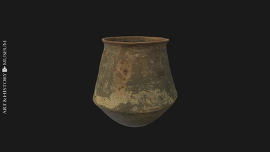 carinated vase flaring rim - pg411207 - download free 3d model royal museums art history kmkg-mrah 2a4cae0 concerns type 5 biconical pot typology el argar culture siret brothers excavated southeast spain these hand shaped carinated vessels associated funerary contexts regularly found together type 3 bowls type ceramic characterized dark polished metallic surface inv n pg411207 find object museum s online catalog carmentis - carinated vase flaring rim - pg411207 - download free 3d model royal museums art history kmkg-mrah 2a4cae0