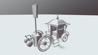 carriage steampunk - 3d model jacob gonzalez jacobglz88 fbfd711 carriage based concept art james ng art link - carriage steampunk - 3d model jacob gonzalez jacobglz88 fbfd711