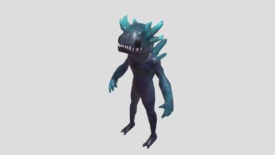 cave humanoid creature - 3d model eli ac eli ac 66202f0 cave humanoid creature - 3d model eli ac eli ac 66202f0