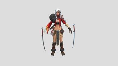 character creation - kira - 3d model niklasfrogner niklasfrogner dd4d0a5 character creation - kira - 3d model niklasfrogner niklasfrogner dd4d0a5