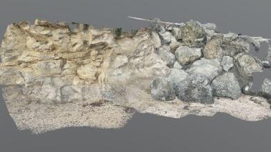 Küsten Bluff Felsen Lidar Scan iPhone 12 Profi 3d Modell Punkt Punkt 8e9b545 Küsten Bluff Felsen Lidar Scan iPhone 12 Profi 3d