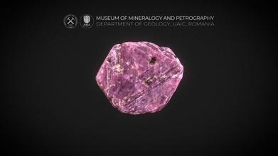 corundum variety pink sapphire pink ruby - 3d model museum mineralogy petrography uaic mineralogypetrographymuseum f79f4cb corundum variety pink sapphire pink ruby - 3d model museum mineralogy petrography uaic mineralogypetrographymuseum f79f4cb