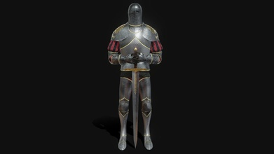decorative knight armor - buy royalty free 3d model joan lp joanlahots 3098a1c decorative knight armor - buy royalty free 3d model joan lp joanlahots 3098a1c