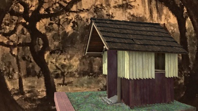 deluge bath house - 3d model university south florida libraries usf digital 4c1a6a3 small c 1885 structure part national register historic places property landmarked hillsborough county florida moseley homestead located along busy state road 60 brandon main house c 1886 along several outbuildings nearly 15 acres lakeshore property associated julia daniels moseley charles scott moseley their descendents julia left rich legacy prolific amount writing artwork personal correspondence providing insight into era&rsquo s history giving voice perspective woman era her richly descriptive correspondences have been preserved book edited her granddaughter julia winifred moseley continues live home she born 101 years ago read more come my sunland- letters julia daniels moseley florida frontier 1882-1886 background image model julia daniels moseley watercolor showing deluge 1909 wheel ox-cart seen leaning against it - deluge bath house - 3d model university south florida libraries usf digital 4c1a6a3