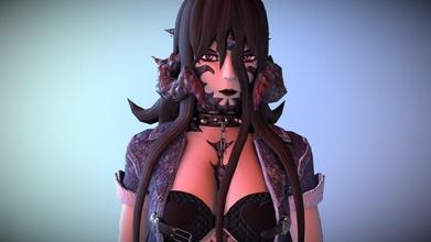 demon girl amaranth - 3d model gika gio 39d0ecb demon girl amaranth - 3d model gika gio 39d0ecb