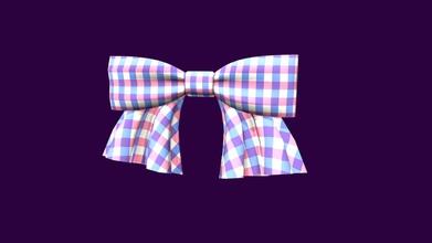 drape ribbon - 3d model ag ag 43b2164 drape ribbon 3d object - drape ribbon - 3d model ag ag 43b2164