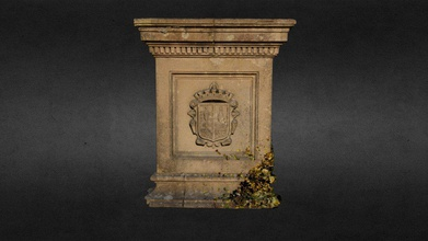 escudo santiago compostela - 3d-Modell inakivi inakivillaindurain ef0321e escudo ciudad situado Basis luminaria el campus vida - escudo santiago compostela - 3d-Modell inakivi inakivillaindurain ef0321e