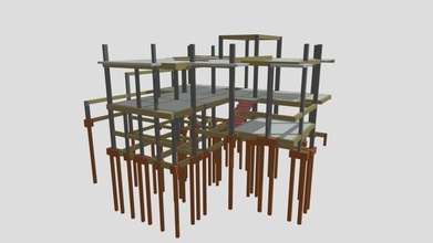 estrutural sandra e paulo - 3d model lvaro esteves alvaroestevesjr 90cb9bd estrutural sandra e paulo - 3d model lvaro esteves alvaroestevesjr 90cb9bd