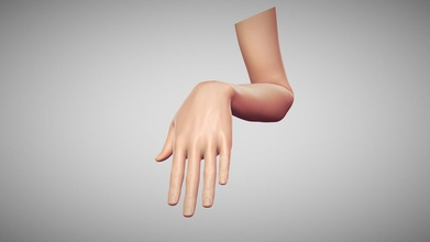 female arm pose 6 - buy royalty free 3d model rumpelstiltskin rumpelshtiltshin 365b5bb female arm pose 6 high poly sculpt created zbrush decimated topology stl file format - female arm pose 6 - buy royalty free 3d model rumpelstiltskin rumpelshtiltshin 365b5bb