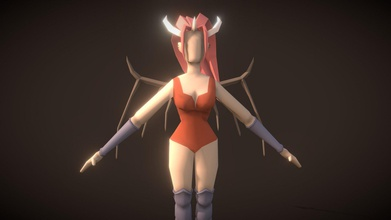 female character - demon lilith low poly - buy royalty free 3d model karthik naidu naidukarthik1997 aea4d8c female character- demon lilith colored character using materials but doesn&rsquo t have any vertex colors assigned so you can free feel swap colors even texture you like you can use character mobile rpg mmorpg have made character &ldquo pose&rdquo so you can rig character easily add animations feel free use your games projects follow me here instagram instagramcom k3dart instagram instagramcom imkarthik1997 itchio imkarthik97itchio twitter twittercom imkarthik1997 facebook facebookcom imkarthik1997 plese commet your views my work if you buying please rate write review - female character - demon lilith low poly - buy royalty free 3d model karthik naidu naidukarthik1997 aea4d8c