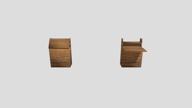 fold-able desk - download free 3d model tahins tahins c37539e wooden fold-able computer reading desk - fold-able desk - download free 3d model tahins tahins c37539e