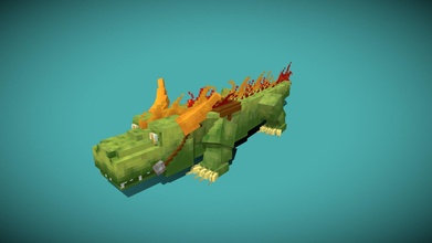 forest dragon - 3d model nova67 nova67 7a8d30d forest dragon - 3d model nova67 nova67 7a8d30d