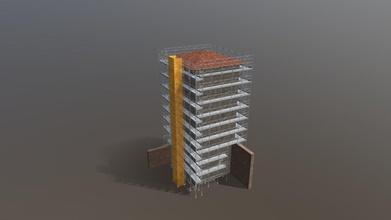 frame & ringlock scaffolding tower - 3d model mec cad mec cad dd3dba8 frame & ringlock scaffolding tower - 3d model mec cad mec cad dd3dba8