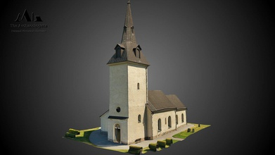 furingstad church sweden - 3d model arkeologerna archaeologists arkeologerna d7c9bf7 furingstad there best preserved medieval church vikbolandet east norrk ping foundations church&rsquo s building history now clarified through annual analysis wooden material different building parts dendrochronological analysis  parts choir&rsquo s roof also show signs being reused older building material nave cut years 1163-65 trees used choir&rsquo s roof were felled winter 1166 67 tower also erected same time but these test results less accurate thus we can assume three building parts were walled up same time but roofing done stages upper parts tower were probably completed somewhat later choir expanded 1345 church photographed johan stenvall dji mavic 2 pro drone - furingstad church sweden - 3d model arkeologerna archaeologists arkeologerna d7c9bf7
