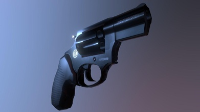 generic 38 revolver - 3d model proppe proppe 66fadb4 generic 38 revolver - 3d model proppe proppe 66fadb4