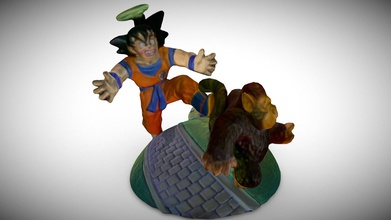 goku chasing bubbles 3d-scan - buy royalty free 3d model protocept tonydean 41ad17f 3d-scan dbz anime figurine goku chasing bubbles scanned einscan optimized zbrush actual figure stands roughly 3&rdquo tall 3d-prinable hi-poly file included additional file hope you enjoy - goku chasing bubbles 3d-scan - buy royalty free 3d model protocept tonydean 41ad17f