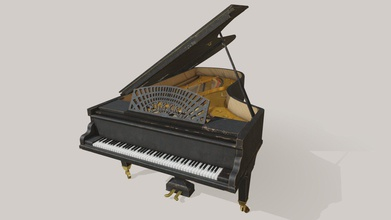 grand piano pleyel - 3d model hugo groote mastore de3921b full project https wwwartstationcom artwork 58qxpa made grand piano based one my current school you can click arstation link if you want see more project there not only one piano but two hope you like - grand piano pleyel - 3d model hugo groote mastore de3921b