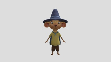 hazel if were wizard - download free 3d model appsbypaulhamilton appsbypaulhamilton 02b0aaf book if were wizard here hazel hazel ready mixamo animations explore possibilities rediscover magic technology author paul hamilton - hazel if were wizard - download free 3d model appsbypaulhamilton appsbypaulhamilton 02b0aaf