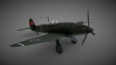 heinkel he-112 - download free 3d model euvand euvand a98e532 he-112 one three aircraft developed 1930s german aircraft company heinkel passed over favor bf-109 coming second place not end aircraft s life though heinkel then looked exporting aircraft ending total 103 aircraft being exported various countries - heinkel he-112 - download free 3d model euvand euvand a98e532