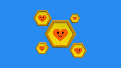 hive heart logo - 3d model luckster luckster b0448d0 logo made so can update my profile picture all my social media my handle hive heart everwhere so worked there my idea name hive heart comes my dreams directing game development team called because all our hearts work together towards same goal so instead hive mind we&rsquo re hive heart yeah sappy know sue me thought would cute you could almost say it&rsquo s sweet honey haha&hellip - hive heart logo - 3d model luckster luckster b0448d0