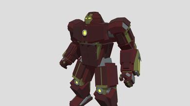 hulkbuster mc version - download free 3d model denis44x denis44x 21cdd95 minecraft model iron man&rsquo s hulkbuster armor made blockbench - hulkbuster mc version - download free 3d model denis44x denis44x 21cdd95