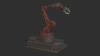 industrial mechanical arm - 3d model zdani98 zdani98 3c99356 industrial mechanical arm - 3d model zdani98 zdani98 3c99356