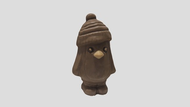 jolly penguin - milk chocolate - 3d model yuyingdong yuyingdong 8b555fb jolly penguin chocolate product penguin-shape hotel chocolate made 2019 food expired date 07 2020 product made milk chocolate shows penguin beanie surface smooth bit reflective due limitation photometric acquisition enviroment model does not represent physical object thoroughly some undulation mosaic-shaped area more details jolly penguin can found https wwwhotelchocolatcom uk milk-chocolate-penguinhtml - jolly penguin - milk chocolate - 3d model yuyingdong yuyingdong 8b555fb